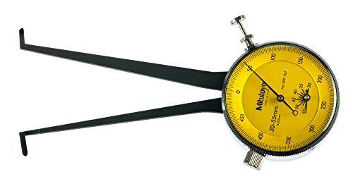 Mitutoyo 209-107 Dial Caliper Gage, 55 mm