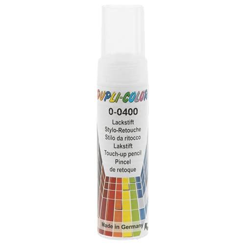 Dupli-Color 598388 Lackstift Auto-Color Zwei-Schi.Klarl. 0-0400 12ml, Transparent