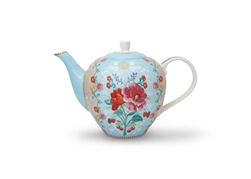 Pip Geschirr Rose Blue (Teekanne)
