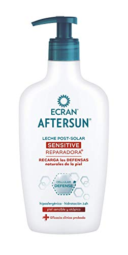 Ecran Aftersun Piel Sensible Y Atópica Latte Doposole - 300 ml