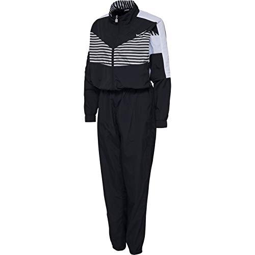 Hummel Damen Celine Jumpsuit Anzüge, Black, L