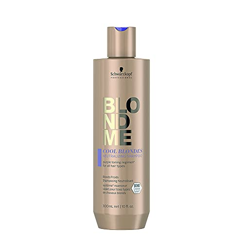 Schwarzkopf Blondme Cool Blondes Shamp 300ml*