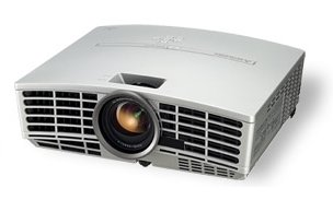 Mitsubishi HC3000U High Definition 720p DLP Home Theater Projector