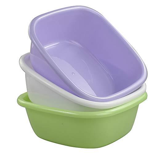 Wash basins, large bowl, or bucket