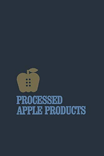 Processed Apple Products