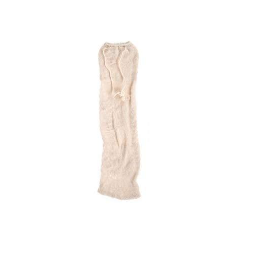 FIDON Mallas de cocción textil de algodón esterilizada para legumbres, verduras, hortalizas, pastas, arroces y otros alimentos. Resistentes y lavables. (Tres Mallas)