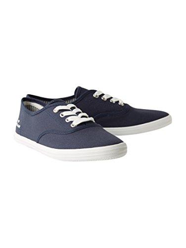 Tom Tailor Damen 4892401 Schlichter Sneaker, Blau (Navy), 40 EU