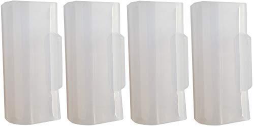 Ikea Samla Cierre Clips para Caja (45x 65L); Transparente Cierre de Pinza