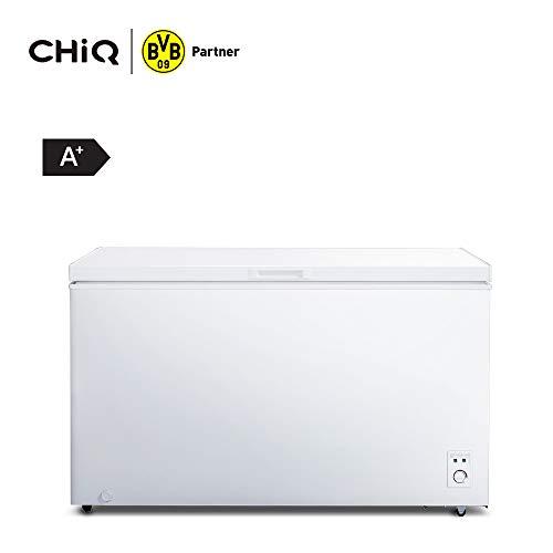 classement un comparer Congélateur CHiQ FCF400D, 400 litres, blanc, économie d'énergie A +, 40 dB, garantie 12 ans…