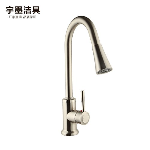 Kitchen Sink Faucet Basin Mixer Tap Bathroom Faucets with US Standard Fitting Single Handle Brass Kitchen Faucet Antique Kitchen Faucet Full Copper Dish Basin Faucet Customized Quality And Reliable