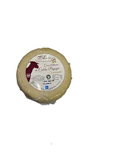 Queso Artesano de Cabra Payoya Semicurado (0,800- 0,900 Kg )