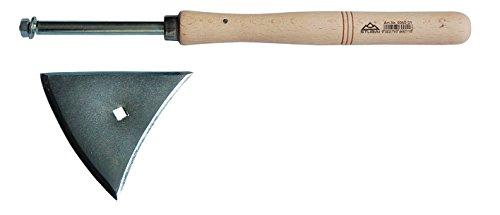Stubai Baumputzer mit Holzheft und Blatt