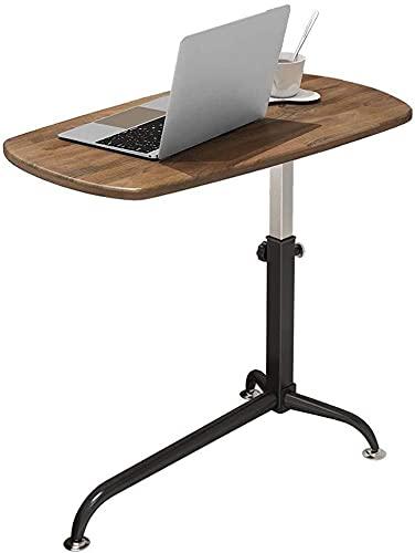 Mesa de centro Hjbh bajo la parte de la mesa de café sofá mesas de altura ajustable mesa de ordenador portátil portátil sofá mesa de comedor de madera y mesa de la merienda móvil Tablas de café pequeñ