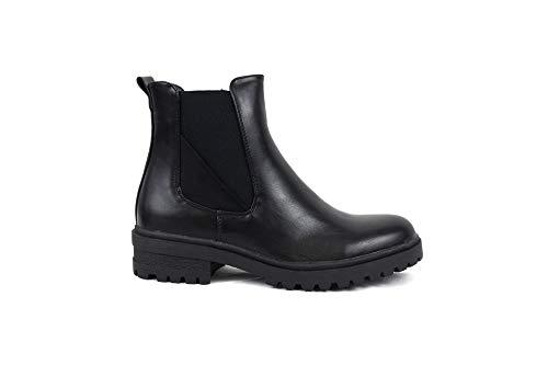 irisaa Chelsea Boots korte laarzen met blokhak