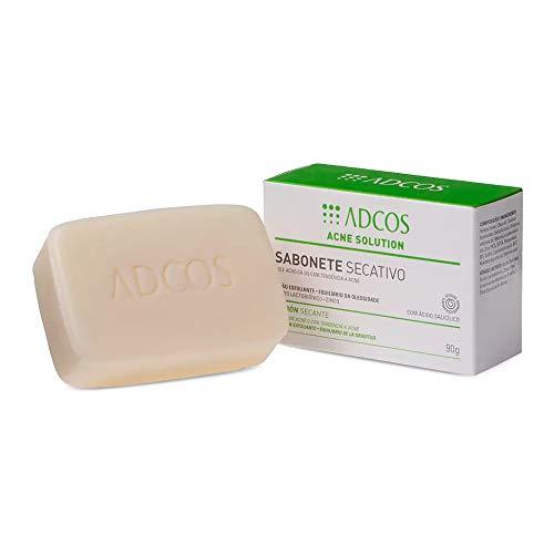 Acne Solutions Adcos Sabonete Secativo em Barra 90g