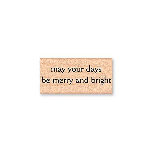 qidushop Dekoratives Holzschild, Weihnachten, Zwei Vintage-Urlaubsstimmungen, Merry and Bright Holiday Crafting Making Holz-Wandkunst, Wand-Dekoration zum Basteln