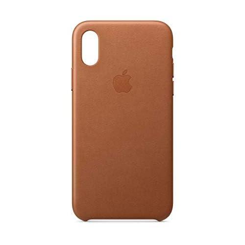 Apple Custodia in pelle (per iPhoneXS) - Cuoio