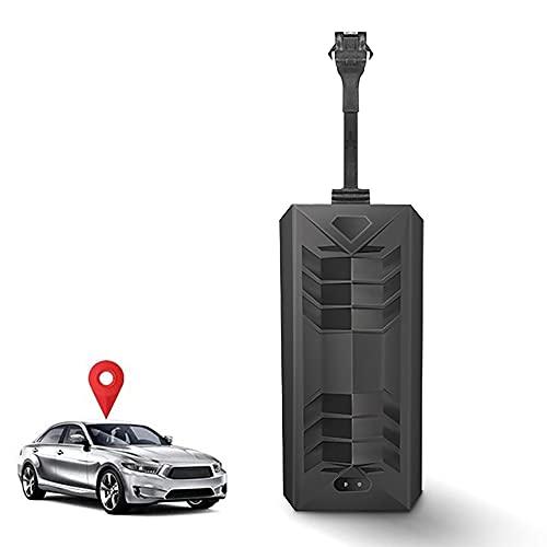 Localizador GPS para Coche,4G GPS Tracker en Tiempo Real para Autos Vehículo o Moto Rastreador GPS con Imán Fuerte,Corte Remoto de Aceite y Energía,Oculto,Alarma Anti-Robo, para Android y iOS TK806