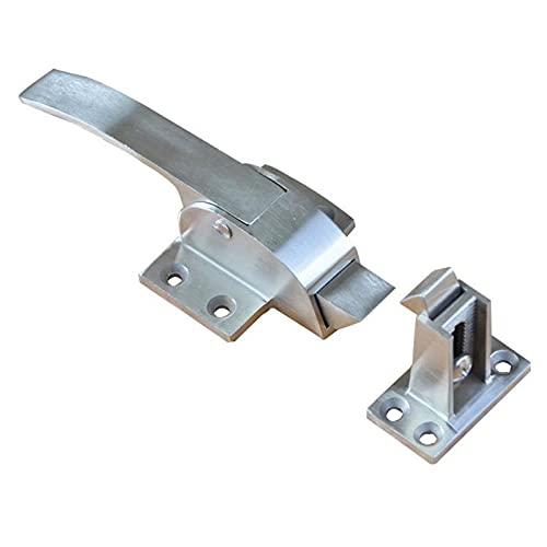 Manija Horno Horno Industrial Almacenamiento frío Convexo Ajustable Cerradura de Puerta Manija Lock Bloqueo Refrigerador Mueble de vapor Mango Manija