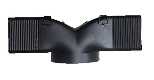 PROKIRA Universal Umluftweiche für Dunstabzugshauben Ø 150 mm Anschluss