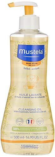 Mustela Aceite de Limpieza para Piel Seca 500 ml 500 g