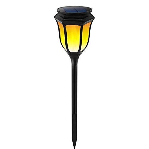 Lámpara de pared de silicio monocristalino que convierte la luz del sensor fotoeléctrico incorporado Paisaje al aire libre Iluminación automática del tiempo del crepúsculo