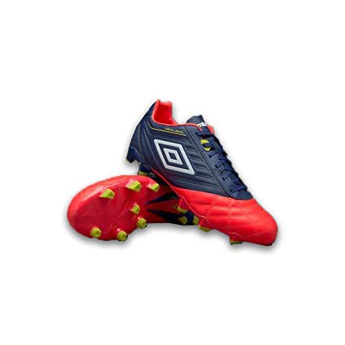 Umbro Medusæ Premier HG - Botas de fútbol para hombre, 81095U DQX, turquesa, 8.5 US