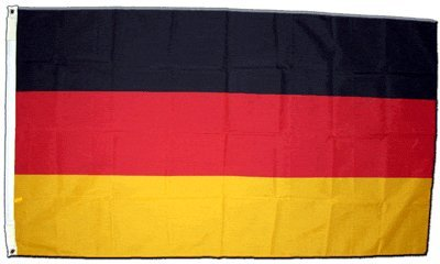 Flaggenfritze -  Flagge Deutschland -