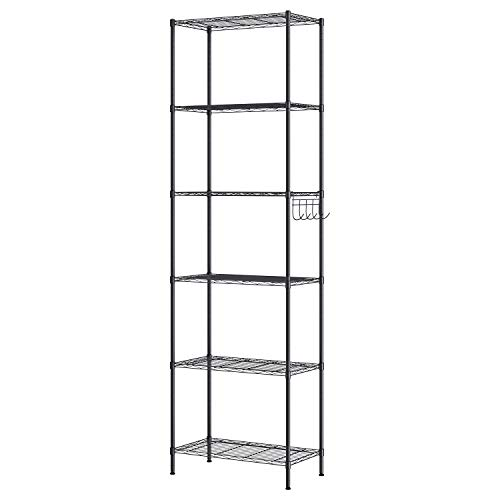 Free Standing Wire Shelving Units
