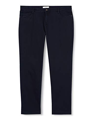 Brax Damen Style Carola Simply Brilliant Denim Slim Fit Jeans, CLEAN Dark Blue, 52
