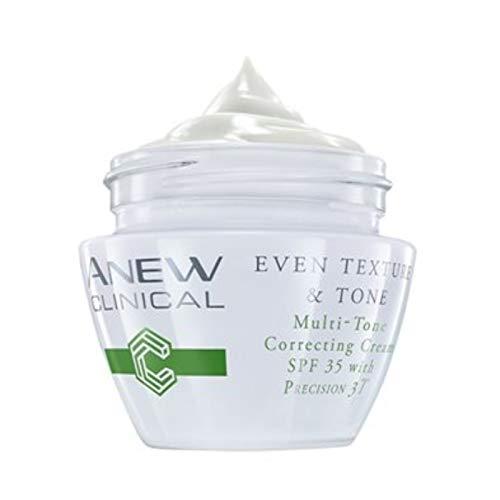 AVON Anew Clinical Even Texture & Tone Creme Für Einen Ebenmäßigen Hautton 30ml - 1.0oz mit Precision 3T