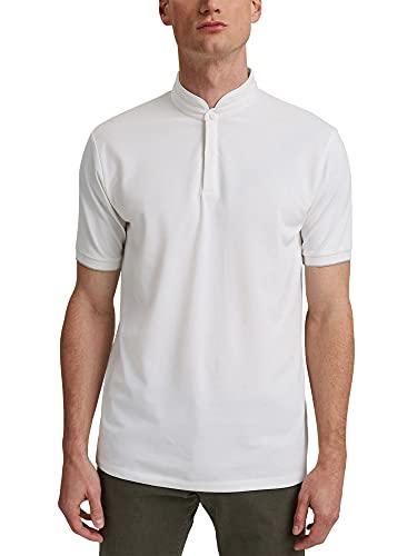 Esprit 041EE2K313 Polo, 110/OFF White, XL Homme