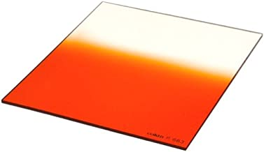 Cokin P663 O2 Fluo Graduated Filter in a Protective Case (Orange)