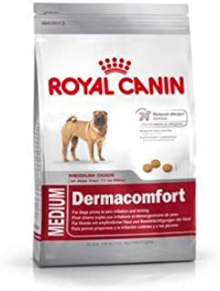 ROYAL CANIN SIZE HEALTH PUG NUTRITION MEDIUM DERMACOMFORT 3 KG