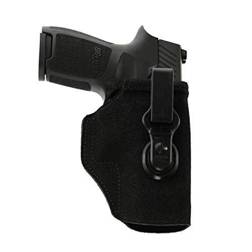 Galco Tuck-N-Go Inside The Pant Leather Holsters, S&W M&P Shield W/TLR6 Light, TUC852B