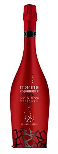 Vino Espumoso - Marina Espumante Rojo 75 cl