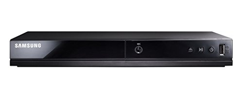 Samsung DVD-E360 Region Free DVD Player with USB Input - Plays PAL/NTSC DVDs From Europe, Asia, Africa