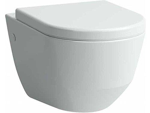 Laufen PRO Wand-Tiefspül-WC, verdeckte Befestigung, 360x530, Farbe: Manhattan