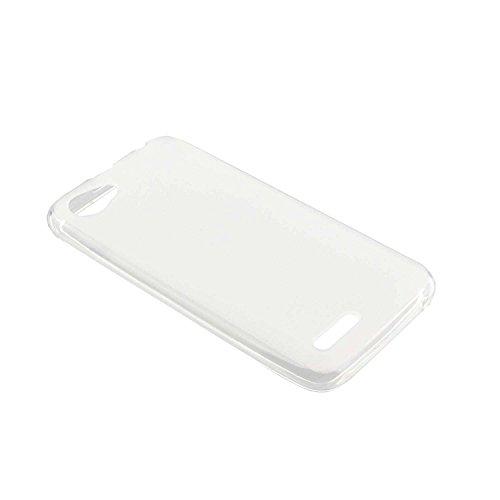 caseroxx TPU-Hülle für Archos 40 Neon, Handy Hülle Tasche (TPU-Hülle in transparent)
