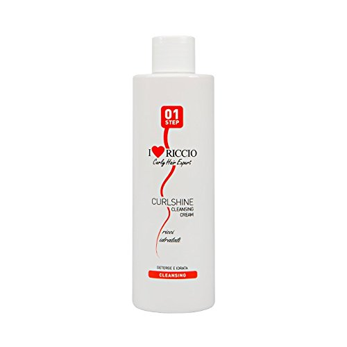 I love riccio Curlshine Shampoo per capelli ricci ultra delicato nutriente e idratante