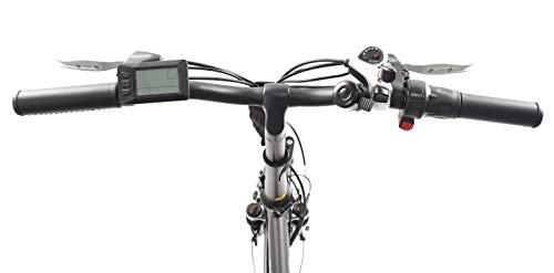 3179U oKcLL - smartEC Camp-20D Falt Pedelec/E-Bike Klapprad E-Faltrad 20 Zoll mit Samsung Li-Ion Akku 36V/13AH und tiefem Einstieg, max. Belastbarkeit bis zu 125 kg