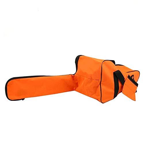 Buding Kettensägetasche Motorsägentasche Transporttasche, Wasserdicht, Tragbar, Oxford, Robust, Aufbewahrungstasche Tasche Für Kettensäge Tragetasche 89x28x27cm