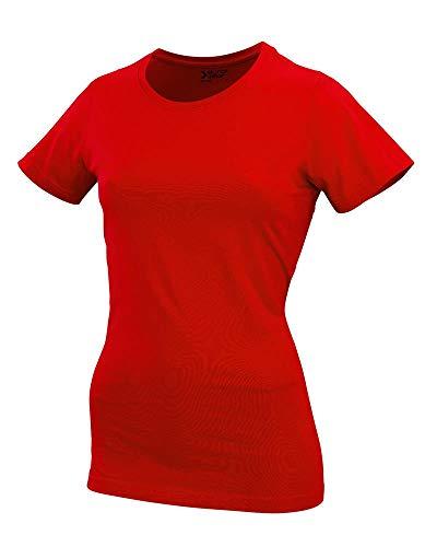 Eurowear Short Sleeve EF102 Rosso