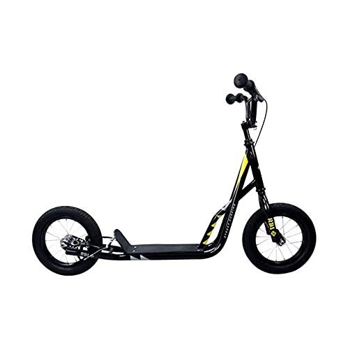 PRO ACRO Trottinette Footbike Enfant RB1 Dark Sun/Jaune Perm