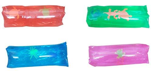 KSS 1 X Glitschi, Wasserschlange / Flutschi / Flutschie / aus der Hand flutscht / Kindergeburtstag / Mitgebsel / Mitbringsel / Tombola / Verlosung