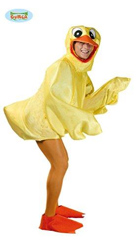 Quietsche Entchen Kostüm für Erwachsene Gr. M/L, Größe:L
