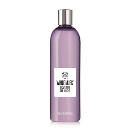 The Body Shop White Musk Shower Gel/Duschgel große 400ml