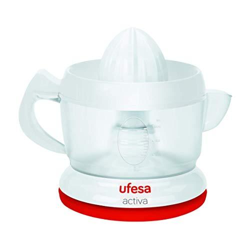 Ufesa EX4935 Activa Exprimidor Blanco, rojo
