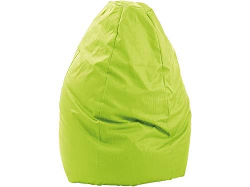 HABA 24839 Riesensitzsack Stuhl, 370 l, Rollenspiele & Zimmer Zubehör, für Kinder, Hellgrün
