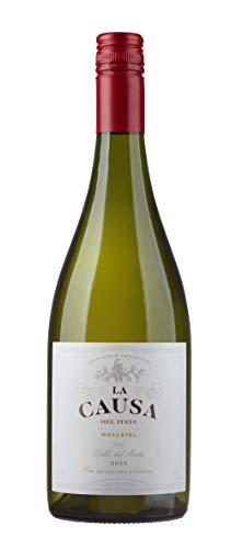 La Causa Moscatel, Vino Blanco, 75 cl - 750 ml